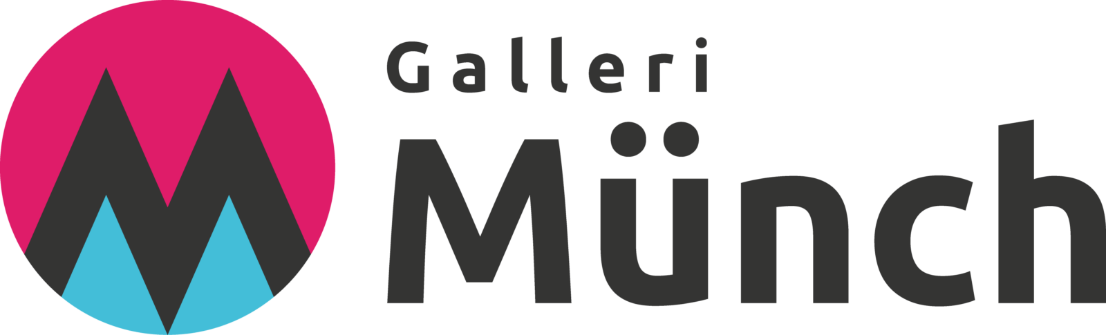Logo: Galleri Münch