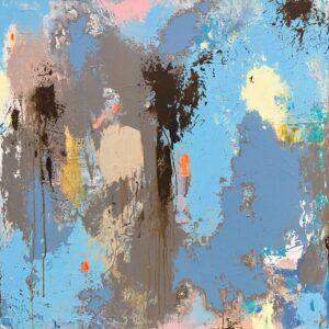 En lise for sjælen, 80 x 80 cm, pris kr. 4.000,-